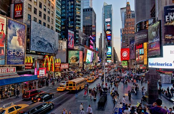 Un petit aperçu de notre futur stage à NYC !