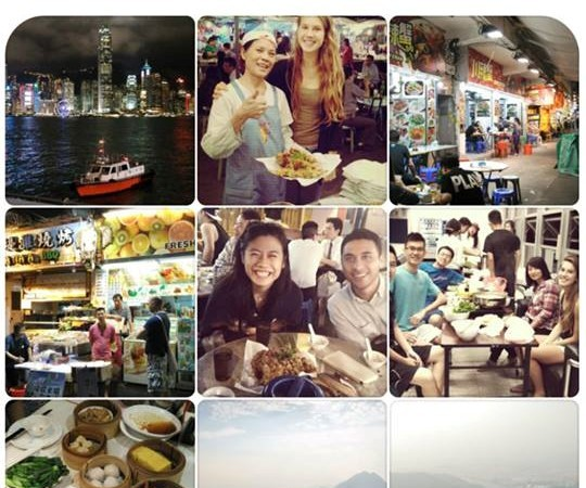 La vie à Hong Kong !