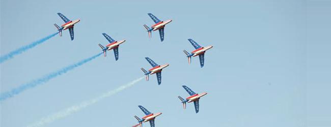 Les évènements importants en aviation cette année
