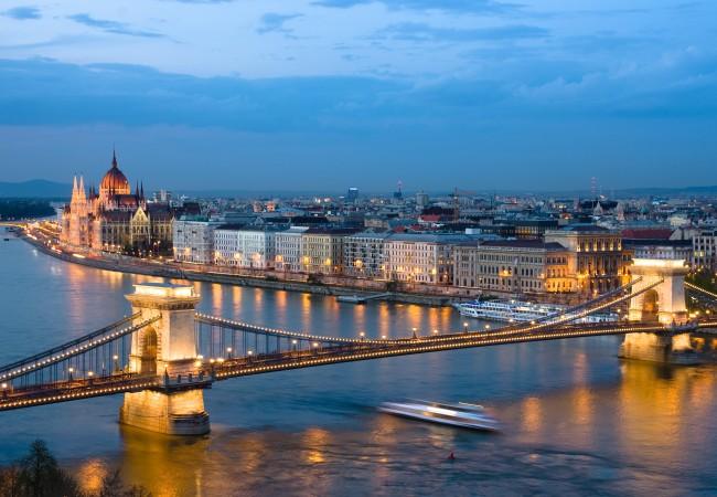 My Erasmus year in Budapest