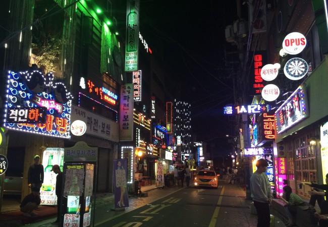 «Mon année en Corée» par William MCMASTER