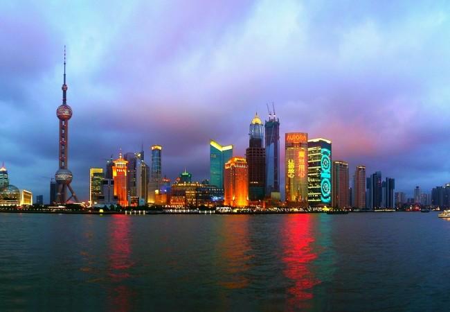 Mon année à Shanghai
