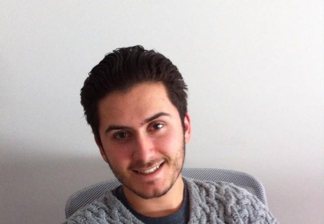 Antoine Guinois, étudiant Bachelor TBS et co-fondateur de l'association «El Mano Record»