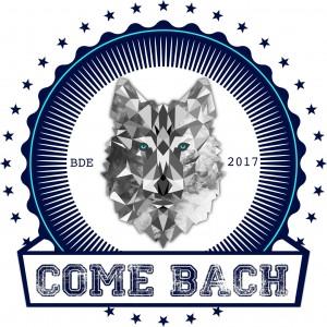 Logo BDE Come Bach 2017